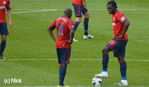 Zal Romelu Lukaku wel scoren tegen Rusland?