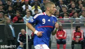 Zal Benzema weer scoren voor Frankrijk?