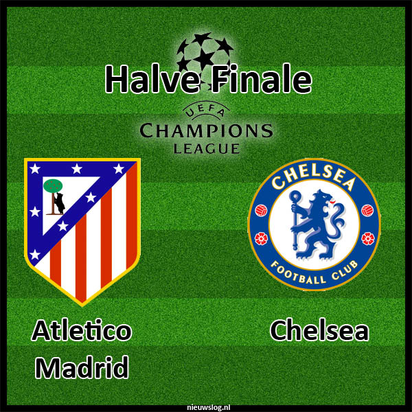 Champions League Halve Finale Atletico Madrid Chelsea