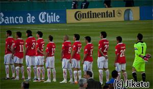 Chileens Voetbalelftal