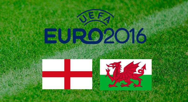 UEFA Euro 2016:  Engeland - Wales
