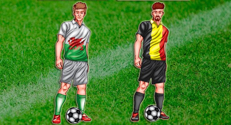 Voorspellingen Wales - Belgie -- EK 2016