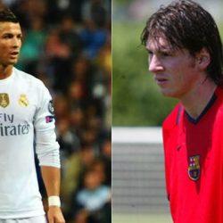 El Clasico 2013: Infographic Lionel Messi vs. Cristiano Ronaldo
