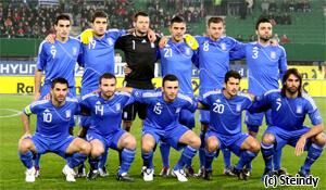 Grieks Voetbalelftal