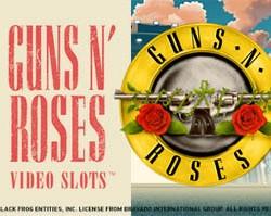 NetEnt maakt release datum Guns N' Roses gokkast bekend