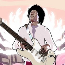 Nieuwe Gokkast: NetEnt released Jimi Hendrix videoslot