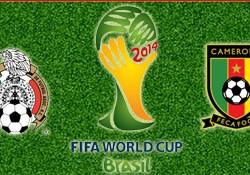 WK 2014 groep A: Voorbeschouwing Mexico – Kameroen (13 juni)