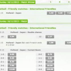Oefenwedstrijd: Nederland weer met Feyenoorders maar zonder Van Persie tegen Japan