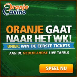 Win WK Kaarten bij Oranje Casino : Uitslag Andorra – Nederland goed genoeg voor kwalificatie