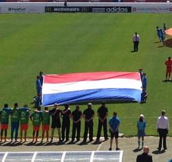 Wedden op Oranje: Oefenwedstrijd Nederland – Ecuador (17 mei 2014)
