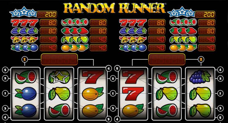 Random Runner Twinplayer