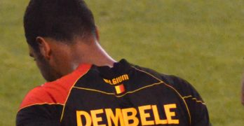 Rode Duivel Mousa Dembele