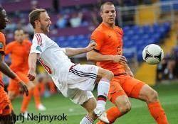 Spanje – Nederland: Opstelling Selectie Oranje (met rugnummers)