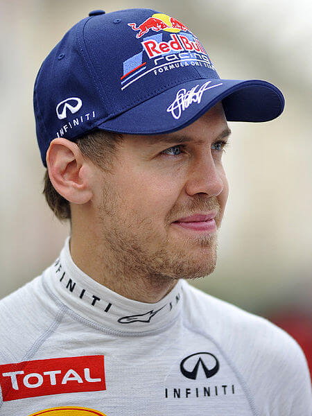 Formule 1 Italië: Vettel snelste op vrijdag en favoriet voor overwinning