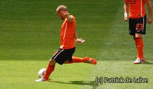 Gaat Sneijder scoren voor Oranje