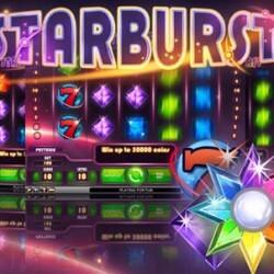 Starburst gokkast risicoloos uitproberen bij Kroon Casino