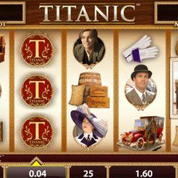 Nieuwe Gokkast: Speel met Leonardo DiCaprio en Kate Winslet op de Titanic videoslot