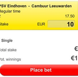 Eredivisie: PSV – Cambuur, David tegen Goliath