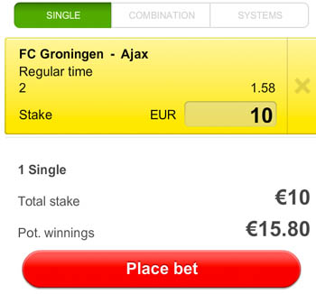 FC Groningen - Ajax