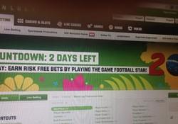 50 euro welkomstbonus wanneer je WK weddenschap afsluit bij Unibet voor 13 juni 2014.