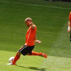Transfergeruchten: China wil Wesley Sneijder bij Galatasaray weghalen