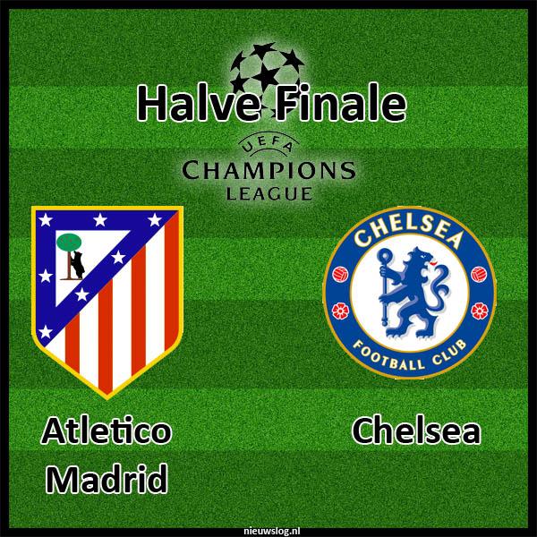 Champions League Halve Finale Atletico Madrid Chelsea