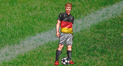 EK 2016: Duitsland Selectie