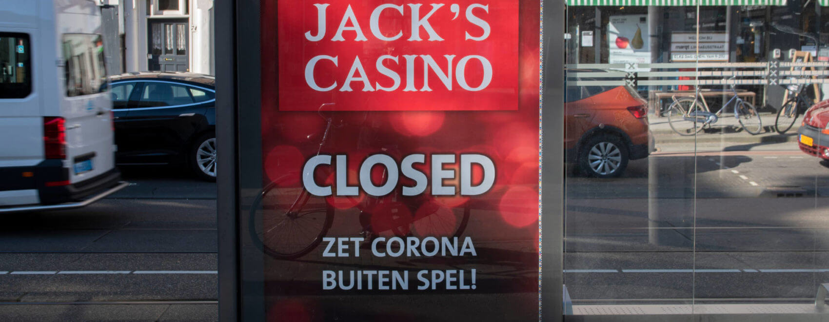 Jacks Casino Corona poster