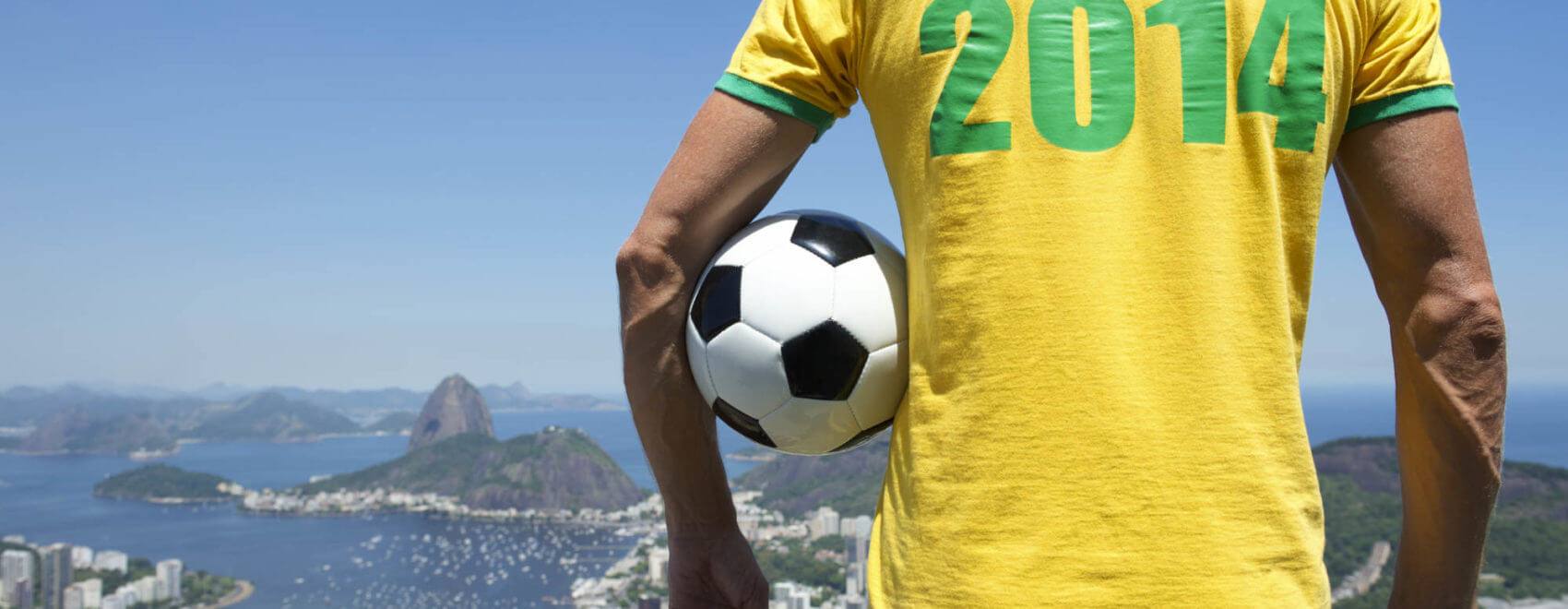 WK Voetbal 2014 Brazilië