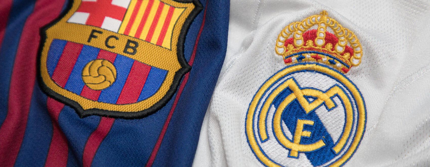 El Clasico: FC Barcelona - Real Madrid