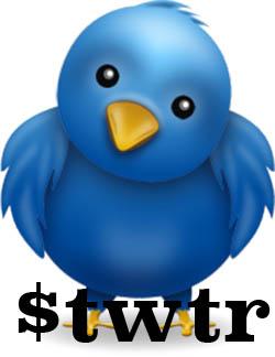 Twitter Financiële Vogel