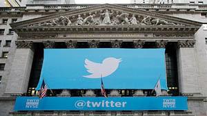 Beursgang aandelen Twitter geslaagd