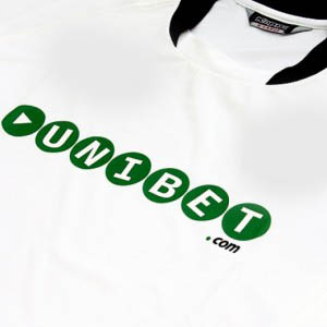 Unibet Voetbal shirt