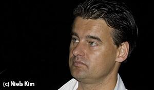 Wilfred Genee ligt niet wakker van de lage kijkcijfers van VI Oranje.
