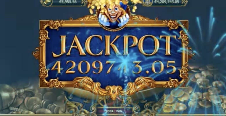 Yggdrasil Empire Fotune Jackpot